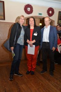 Constanze Söllner-Schaar, Graciela Cammerer und Rüdiger Schaar