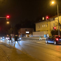 Ampel Lustheimstrasse