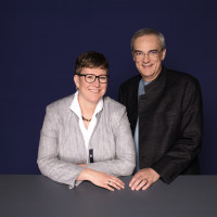 Florian Ritter und Katja Weizel