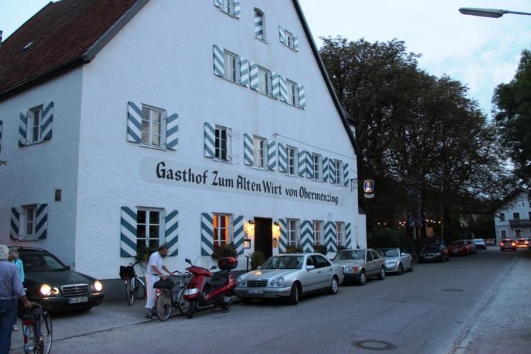 Der Alte Wirt in Obermenzing, ist Münchens ältestes Gasthaus.
